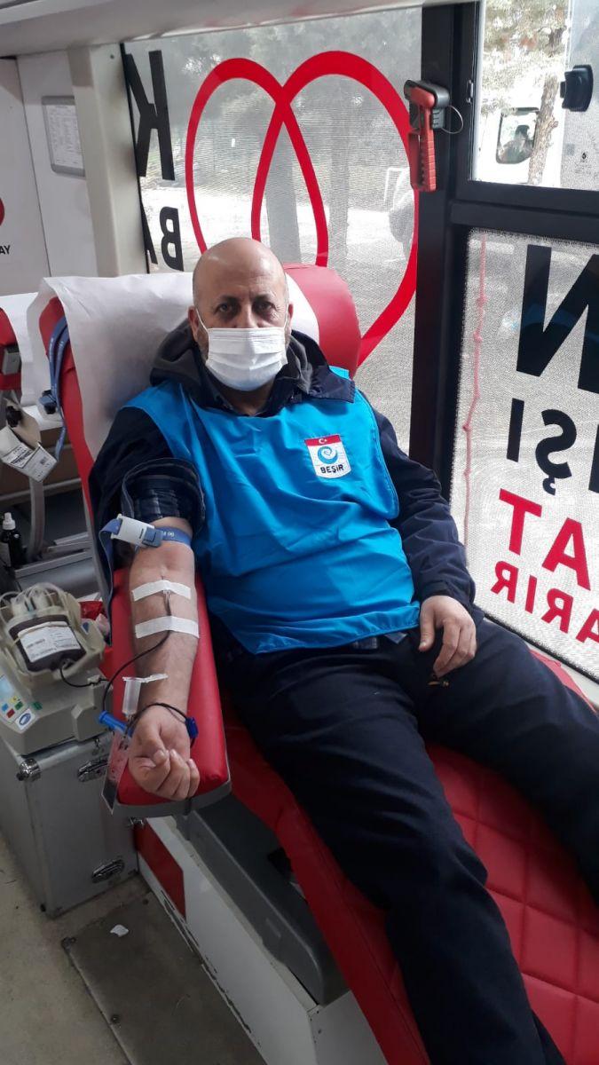 Derneğimizden 2.102 Ünite Kan Bağışına Destek