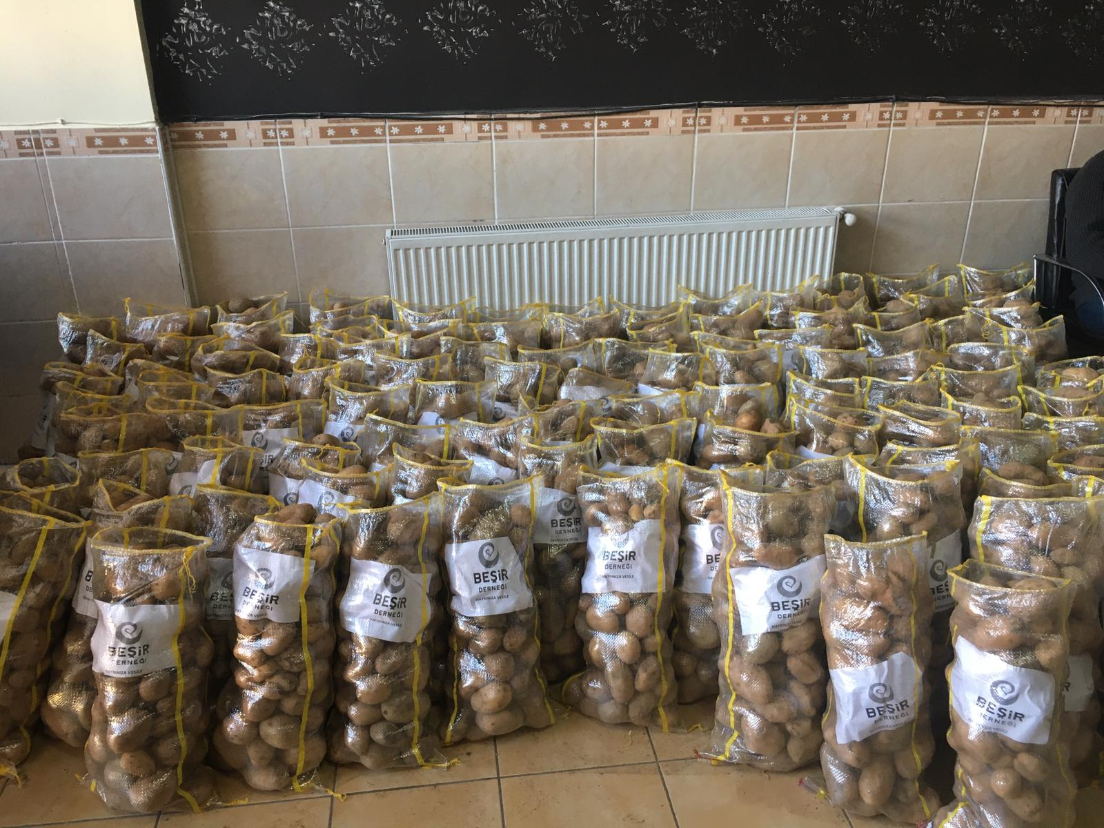 Tokat'ta Yetimlere Yardım