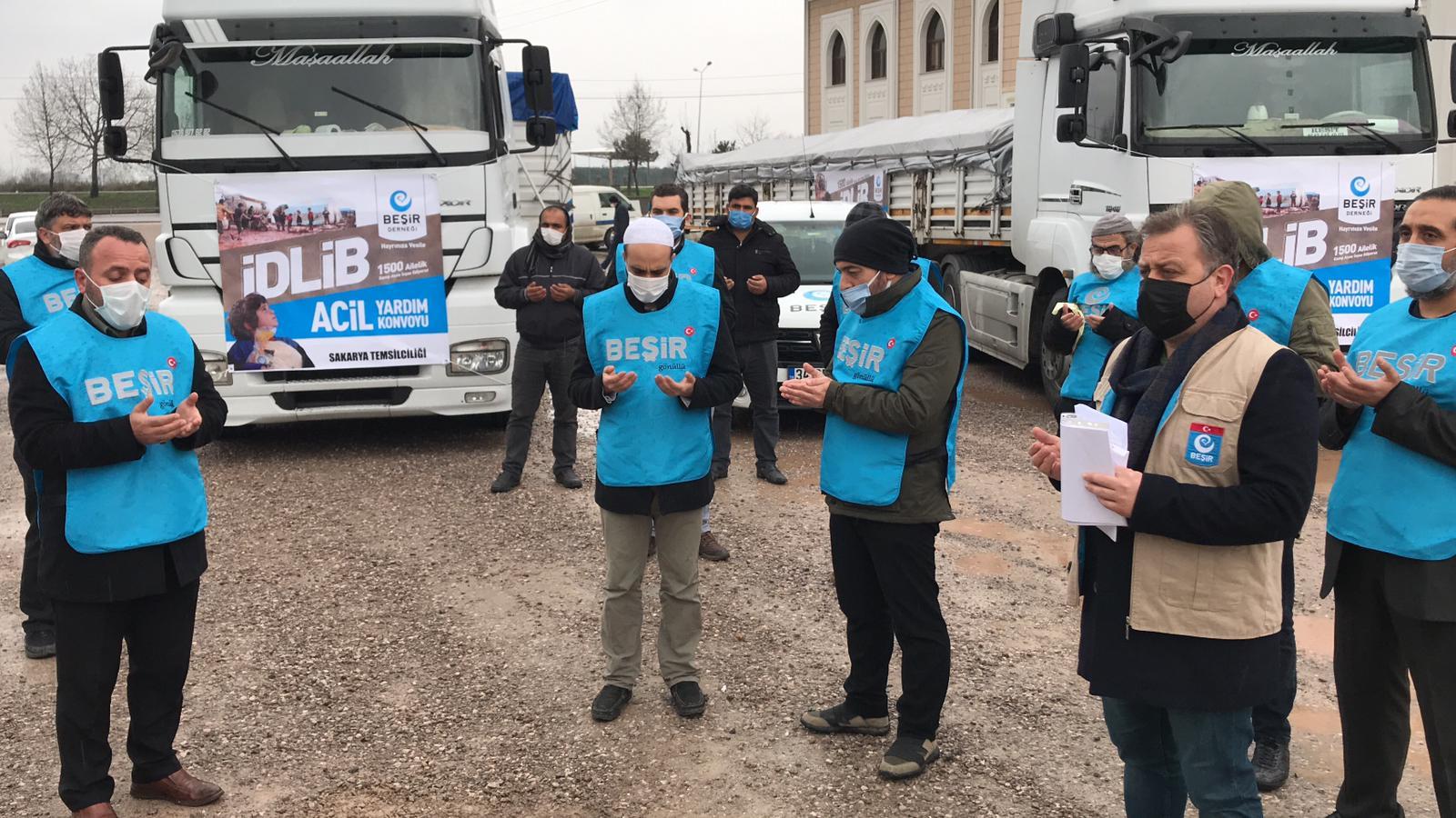 Suriye Seferberliğimiz Sürüyor