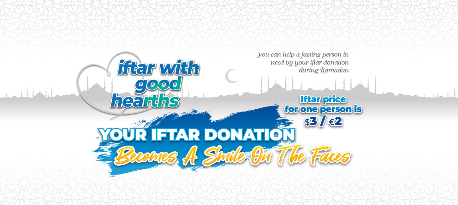 Iftar with Good Hearts