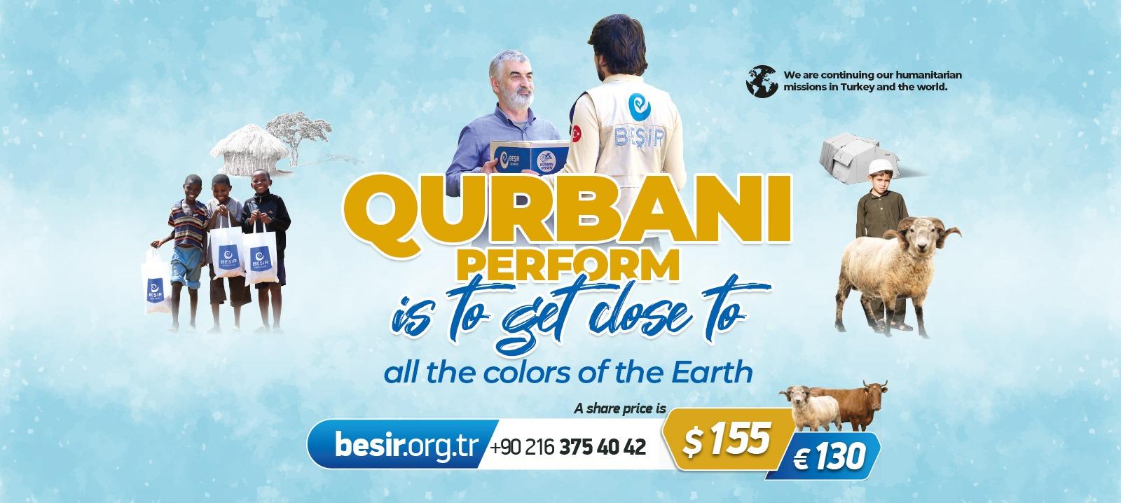 Qurbani Organization