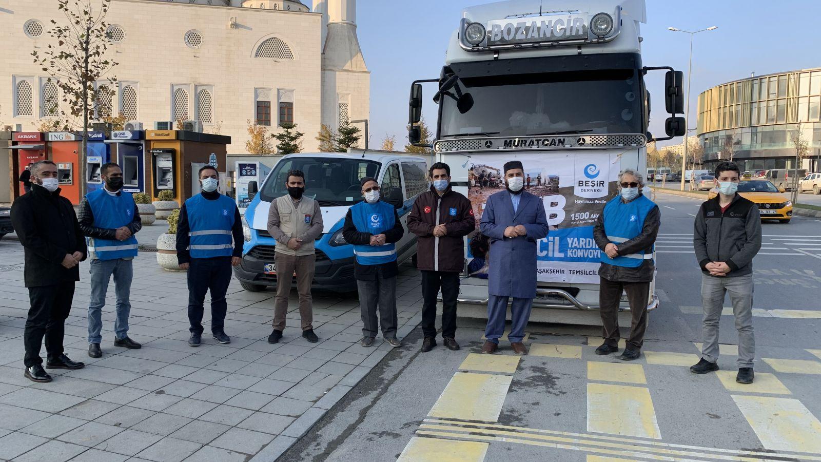 Afganistan'da Su Kuyusu ile Selamlarınızı İlettik