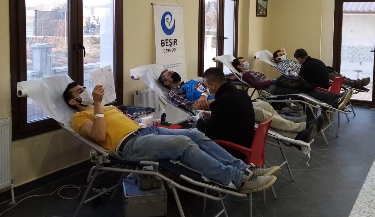 Yurtiçi Kan Bağışı