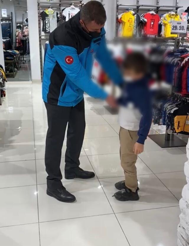 Kırşehir ve Tokat'ta Yetim Çocuklara Destek