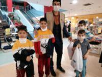 Beşir Derneği Suriye Yardımları Sürüyor