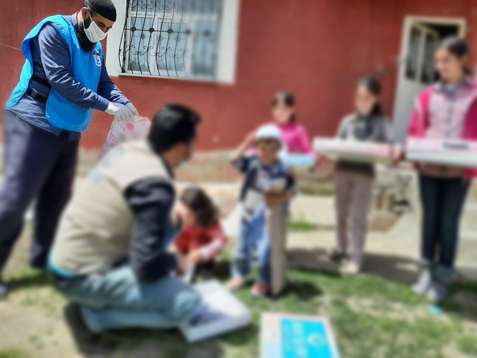 Van'da Adak, Akika, Şükür ve Nafile Kurban Bağışı