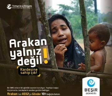 Arakan Yardımları,Yurtdışı Yardımları,arakan, arakan yardımları, beşir derneği, arakana yardım, myanmar, arakanlı müslümanlar, Rohingyalı Müslümanlar,