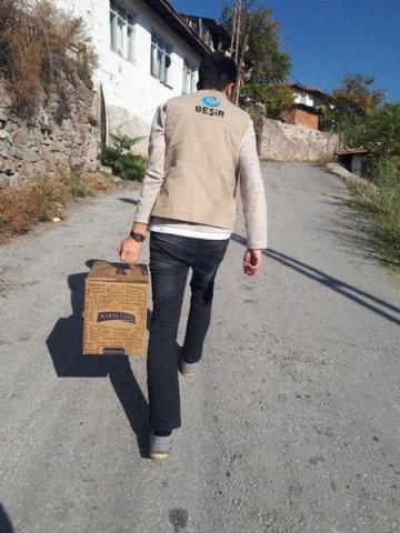 Gıda Yardımları,İnsani Yardım,Temsilci Faaliyetleri,Beşir, Ankara, Keçiören, Sipariş Yardımı