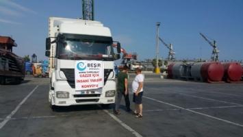 Gazze Yardımları,İnsani Yardım,Yurtdışı Yardımları