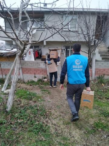 Gıda Yardımları,İnsani Yardım,Temsilci Faaliyetleri,Beşir, Darıca, Nitelikli Yardım