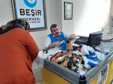 Gıda Yardımları,Giyim Yardımları,İnsani Yardım,Paylaşım Noktası,Temsilci Faaliyetleri,Beşir, Düzce, Paylaşım noktası, yardım, insan