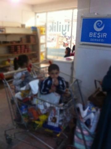 Gıda Yardımları,İnsani Yardım,Paylaşım Noktası,Temsilci Faaliyetleri,Beşir Derneği, Nevşehir, paylaşım noktası, gıda ve giyim yardımı