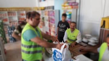 Gıda Yardımları,Giyim Yardımları,İnsani Yardım,Paylaşım Noktası,Temsilci Faaliyetleri,osmaniye, paylaşım noktası, yardım, gıda, beşir