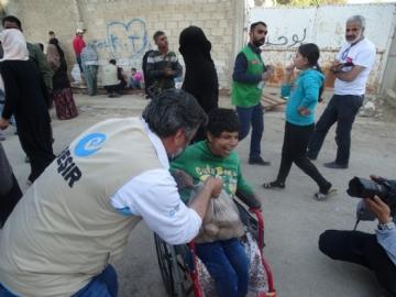 Gıda Yardımları,İnsani Yardım,Suriye Yardımları,Yurtdışı Yardımları,Beşir, Gıda, barışpınarı, Rasulayn