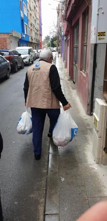 Gıda Yardımları,Giyim Yardımları,İnsani Yardım,Temsilci Faaliyetleri,Beşir, Silivri, İnsani Yardım, koli