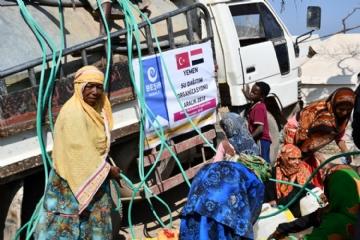 İnsani Yardım,Yemen Acil Yardım,Yurtdışı Yardımları,Beşir Derneği, Yemen, temiz içme suyu, yardım,
