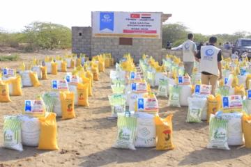 Gıda Yardımları,İnsani Yardım,Yemen Acil Yardım,Yurtdışı Yardımları,Beşir, Yemen, Erzak, dağıtım, Hudeyde