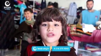 ,Beşir Derneği, Halep Etarip'te Yardım Mağazası Açtı