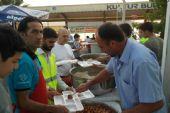 Fethiye Temsilciliğinden İftar Yemeği,Fethiye Temsilciliğinden İftar Yemeği